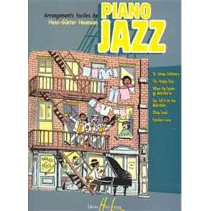 HEUMANN HANS GUNTER - PIANO JAZZ
