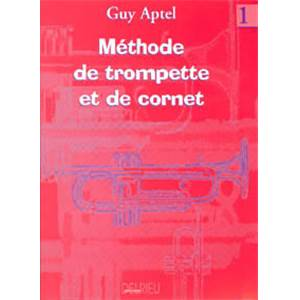 APTEL GUY - METHODE DE TROMPETTE VOL.1