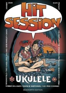 COMPILATION - HIT SESSION UKULELE MELODIC LINE AND CHORDS