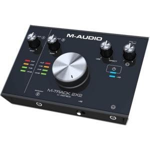 INTERFACE AUDIO USB  M-AUDIO M TRACK 2X2