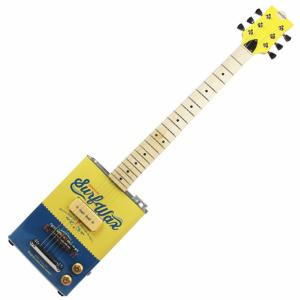 GUITARE ELECTRIQUE BOHEMIAN GUITARS OIL CAN 1 x P90 BG 15 SW