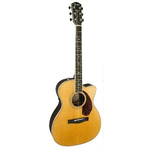 GUITARE FOLK ELECTRO-ACOUSTIQUE FENDER PM-3 DELUXE TRIPLE 0 NATUREL