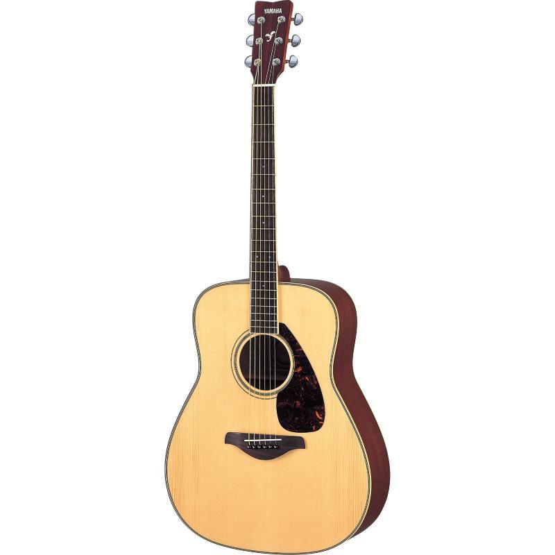 guitare folk acoustique yamaha fg 720s nt naturel paul. Black Bedroom Furniture Sets. Home Design Ideas