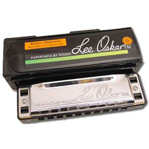 HARMONICA BLUES LEE OSKAR 1SI