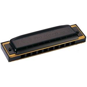 HARMONICA BLUES HOHNER PRO HARP 562/20 MS D / EN RE