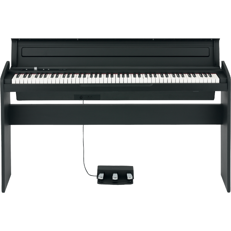 piano numerique meuble korg lp 180 bk paul. Black Bedroom Furniture Sets. Home Design Ideas