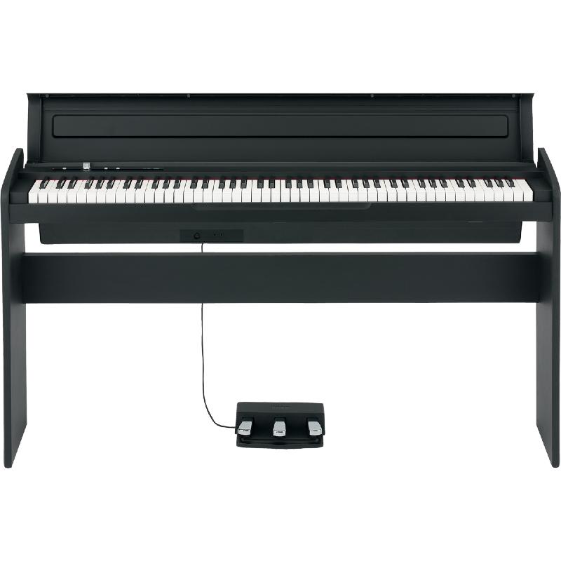 piano numerique meuble korg lp 180 bk paul. Black Bedroom Furniture Sets. Home Design Ideas