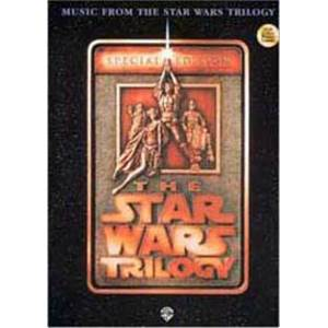 WILLIAMS JOHN - STAR WARS TRILOGY PIANO SOLO