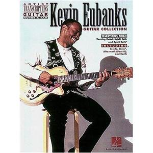 EUBANKS KEVIN - GUITAR COLLECTION GUITAR TAB.