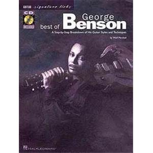 BENSON GEORGE - BEST OF SIGNATURE LICKS + CD