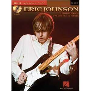 JOHNSON ERIC - SIGNATURE LICKS 2ND EDITION + CD