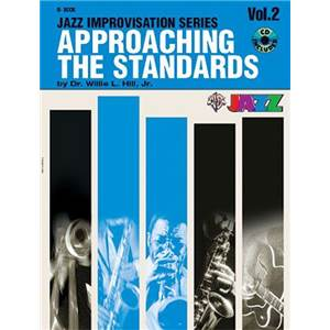 WILLIS J HILL - APPROACHING THE STANDARDS VOL.2 BB + CD