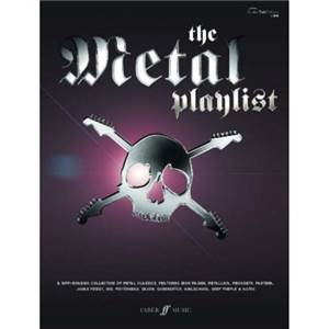 COMPILATION - ESSENTIAL METAL PLAYLIST GUITAR TAB.