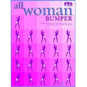 COMPILATION - ALL WOMAN BUMPER COLLECTION + 2CD