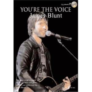 BLUNT JAMES - YOU'RE THE VOICE P/V/G + CD