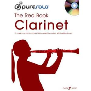 COMPILATION - PURE SOLO RED VOL.CLARINET + CD