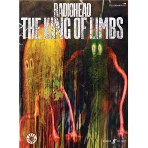 RADIOHEAD - THE KING OF LIMBS P/V/G