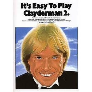 CLAYDERMAN RICHARD - IT'S EASY TO PLAY VOL.2