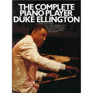 ELLINGTON DUKE - THE COMPLETE PIANO PLAYER