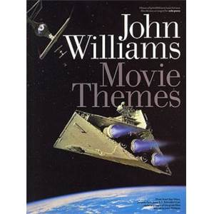 WILLIAMS JOHN - MOVIE THEMES PIANO SOLO