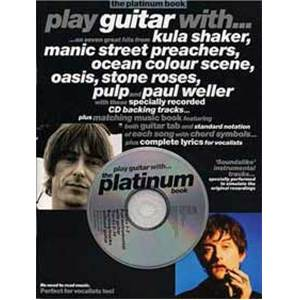 COMPILATION - PLAY GUITAR WITH PLATINUM + CD