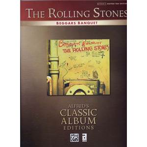 ROLLING STONES - BEGGARS BANQUET GUITAR TAB