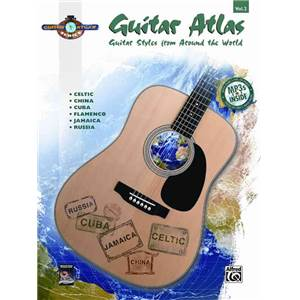 COMPILATION - GUITAR ATLAS COMPLETE 2 YOUR PASSPORT TO A NEW WORLD OF MUSIC + CD