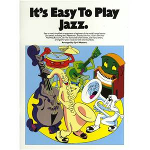 COMPILATION - IT'S EASY TO PLAY JAZZ P/V/G