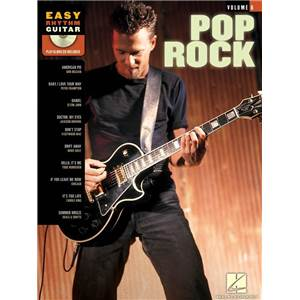 COMPILATION - EASY RHYTHM GUITAR VOL.6 POP ROCK + CD