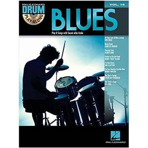 NIRVANA - DRUM PLAY ALONG VOL.16 BLUES + CD