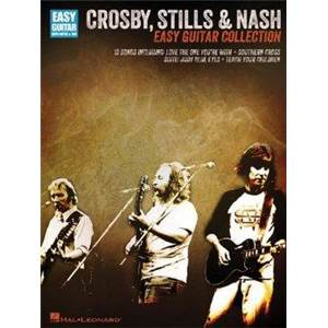 CROSBY STILLS NASH - EASY GUITAR COLLECTION