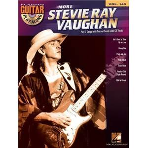 VAUGHAN STEVIE RAY - GUITAR PLAY ALONG VOL.140 + CD