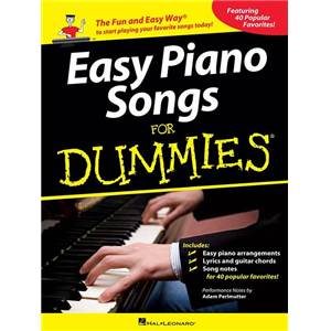 COMPILATION - EASY PIANO SONGS FOR DUMMIES
