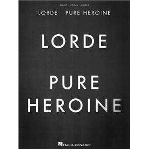 LORDE - PURE HEROINE P/V/G