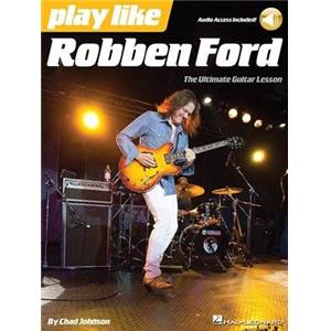 FORD ROBBEN - PLAY LIKE + AUDIO ACCESS ONLINE