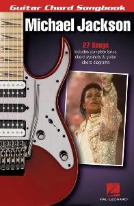 JACKSON MICHAEL - GUITAR CHORD SONGBOOK 27 SONGS