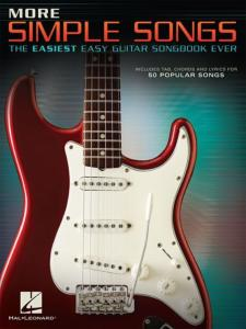 COMPILATION - MORE SIMPLE SONGS THE EASIEST EASY GUITAR SONGBOOK EVER GUITAR TAB.