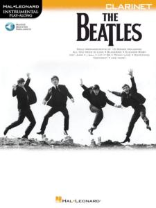 BEATLES - INSTRUMENTAL PLAY-ALONG CLARINETTE + ONLINE AUDIO ACCESS
