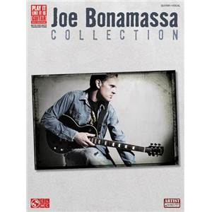 BONAMASSA JOE - COLLECTION GUITAR TAB.