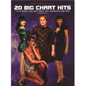 COMPILATION - 20 BIG CHART HITS P/V/G