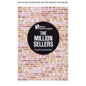 COMPILATION - THE MILLION SELLERS UK'S GREATEST HITS P/V/G