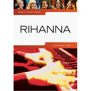 RIHANNA - REALLY EASY PIANO