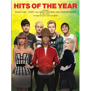 COMPILATION - HITS OF THE YEAR 2014 P/V/G
