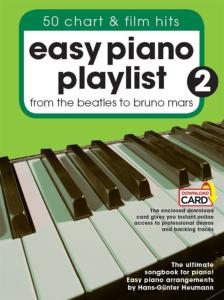 HEUMANN H.G. - EASY PIANO PLAYLIST VOL.2 + ONLINE AUDIO ACCESS