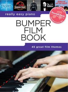 COMPILATION - REALLY EASY PIANO BUMPER FILM BOOK