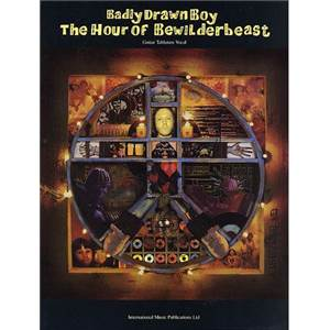 BADLY DRAWN BOY - THE HOUR OF BEWILDERBEAST TAB.