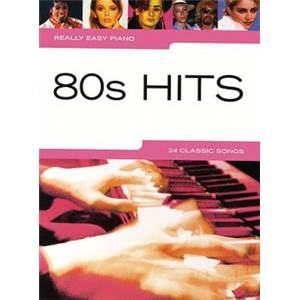 COMPILATION - REALLY EASY PIANO 80S HITS