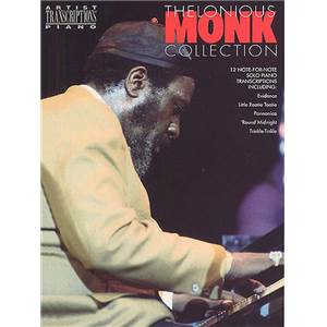 MONK THELONIOUS - COLLECTION 12 SOLO PIANO