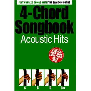 COMPILATION - 4 CHORD SONGBOOK : ACOUSTIC HITS