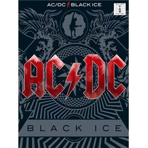 AC/DC - BLACK ICE GUITAR TAB